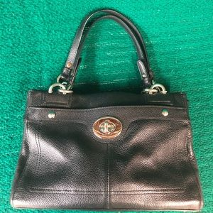 Authentic Coach Purse with multi pockets